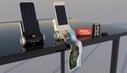 便攜Iphone和Ipad印表機 Printeroid