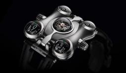 HM6「太空海盜」手錶 售價23萬美元