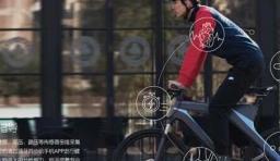 百度智能自行車DuBike