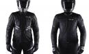摩托車手充氣保護服