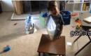 夢工廠特效師Daniel給3歲兒子James拍攝《動感小超人》,太強大了,點贊!!