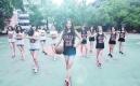 中南大學禮儀隊拍攝「高顏值」畢業照 美腿吸睛
