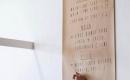 壁掛式牛皮紙卷 讓你寫個痛快