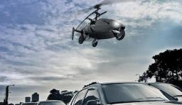 全球首款飛機摩托車發售 變形旋翼飛機只需10分鐘