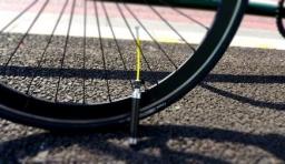 便攜自行車打氣管