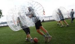 新奇好玩氣泡足球