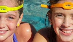 全球首款智能防溺水穿戴設備 iSwimband