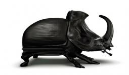 霸氣甲殼蟲座椅