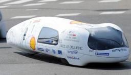 世界上最省油的汽車 繞地球一周只需26美元