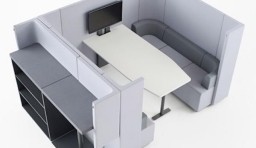 模塊化辦公傢具