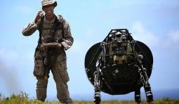 美軍首次實測谷歌大型機器狗 耗時5年研製
