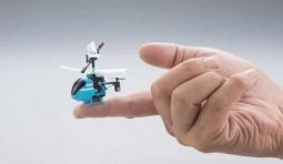 全球最小遙控直升機