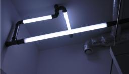 隨意組合鋼管燈