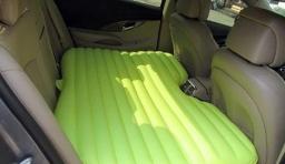 汽車後座充氣床墊