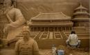 日本沙雕藝術展 非常壯觀