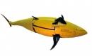 美海軍測試仿生機器魚:擺尾前進可探測水雷