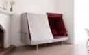 沙發、睡床與獨立小屋