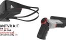 ANTVR Kit:國內首款頭戴虛擬現實產品