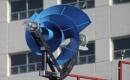 螺旋式靜音小型風力發電機