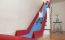 摺疊室內樓道滑梯