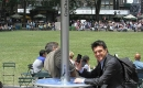 紐約市公園移動太陽能充電樁