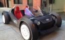 全球首款3D列印電動汽車—斯特拉迪