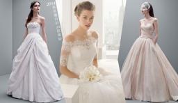 新娘指南:去年在Pinterest上最受矚目的25款婚紗