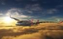 2030年未來客機酷照 三層甲板可載800人