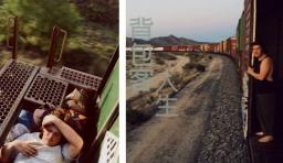 旅行的千百種方式:攝影師帶上iPhone和睡袋追尋真實的背包客人生
