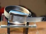 未來科技:音箱懸浮半空腰帶提醒減肥