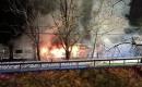 紐約北部火車與汽車相撞致 至少6死12傷