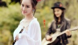 雙胞胎姐妹陳樂妍、陳樂菲《穿越只為遇見你》