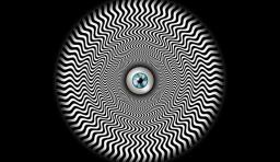 考驗你的眼力!圖中你看到什麼顏色的光波?居然代表你是哪種人