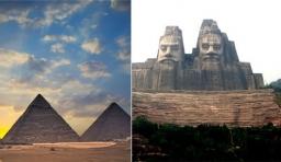 中西方歷史上10個驚人的巧合,無法解釋…