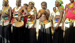 奇葩的非洲部落傳統風俗,看完整個人都不好了