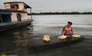 有哪些河流未被人類污染?