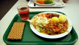 看看各國的學生餐都吃的啥?那個國家的學生最幸福,學生餐最營養
