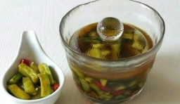 爽口黃瓜條做法,最簡單的小鹹菜,早餐小菜配稀飯,簡單養胃