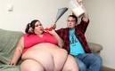 600斤女模欲成為世界最胖女人 這都是吃惹的禍 健康飲食才重要