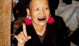 越南女人愛吃檳榔,牙齒越黑越美,提親不要錢要檳榔